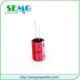 El condensador electrolítico de aluminio 470UF200V calificó por Ce/RoHS/Reach/ISO