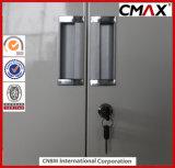 Casellario d'acciaio Cmax-FC04-002 dell'armadio dell'armadietto dei doppi portelli del Governo d'acciaio dell'ufficio