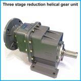 Srcは速度減少の螺旋形の変速機の減力剤を2上演した