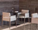 (SD-1008A) Ristorante moderno dell'hotel che pranza la presidenza pranzante di legno della mobilia