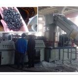 Granulation en plastique de pelletisation de film de PE de pp réutilisant la machine