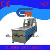 Calor de vapor longitudinal aleatório contínuo automático de matéria têxtil Home que amarrota a máquina