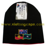 2016 두 배 착용 깃발 모자