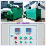 Impulsionador do calor nos rebanhos animais com construção pré-fabricada da casa