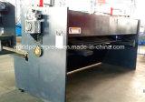 Máquina de corte hidráulica do metal de folha de QC11y