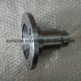 OEM CNCの表面のポーランド語が付いている機械化の鉄の部品