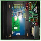 Entrée du bloc d'alimentation 110V de cadre en métal de contrôle d'accès 12V 5A avec le recul d'UPS