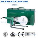 Máquina plástica de la soldadura por fusión del socket del tubo