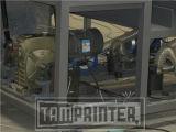 비스듬한 팔 세륨 기계를 인쇄하는 승인되는 편평한 실크 스크린