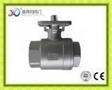 Шариковый клапан PC 2 продетый нитку нержавеющей сталью с сертификатом Ce