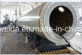 máquina de la protuberancia del tubo del PE de 1600m m