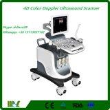 Doppler-Ultraschall-Diagnosescanner Mslcu24 der Farben-4D
