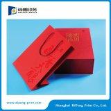 Verpackungs-Kasten-Drucken mit der faltender Lippe und Beutel