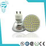 Glassgu10 Gu5.3 MR16 E27 B22 LED 반점 빛
