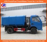 Hydraulisches Haken-Aufzug-System für Abfall-Abfall-LKW des Roll-off5m3