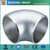 Steel inoxidável 316L Welded Pipe Fittings Elbow
