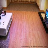 Plancher de luxe de PVC des graines en bois de Prefessional imperméable à l'eau