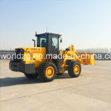 3ton Wheel Loader con Optional Quick Hitch
