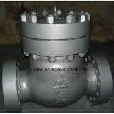 задерживающий клапан конца фланца литой стали 150lb/300lb/600lb/900lb/1500lb