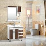 Шкаф ванной комнаты PVC, мебель ванной комнаты, шкаф прачечного, тщета