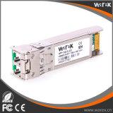 ricetrasmettitore ottico di 4GBASE-ER 1550nm 40km SFP+