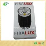 작은 LED 가벼운 종이상자는을%s 가진 주문 설계한다 (CKT-CB-1009)