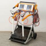 Doppia macchina di rivestimento della polvere del sistema di vibrazione