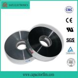 Pellicola metallizzata pendio per uso del condensatore