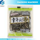 Luftstoßende Nahrungsmittelfüllende Selbstverpackmaschine für Plastiktasche (FB-100G)