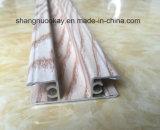 Perfil industrial do alumínio do entalhe de T