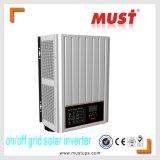 2000W 3000W 4000W sur l'inverseur solaire hybride de basse fréquence de réseau