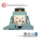 Machine en aluminium de mastic de colmatage de sac de pédale de corps (PFS-450)