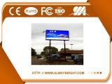Afficheur LED polychrome de la publicité DIP346 P10 extérieure