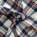 Hilo de algodón de la tela de Shirting teñido (QF13-0216)