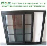 Finestra di alluminio di profilo del materiale da costruzione e finestra di scivolamento fatta in Cina