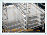 Steel inoxidable Bread Shelf Trolley (15F)