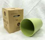 Tasse en plastique de arrosage amicale biodégradable d'Eco