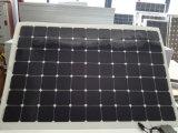Painel solar Semi flexível elevado 250W de Sunpower da eficiência