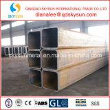 Tubo quadrato della l$signora ERW di ASTM A53 gr. B/tubo di Shs