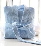 100%年の綿のホテルのパジャマの浴衣