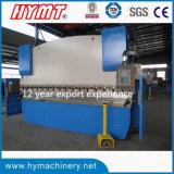 Wc67k-100X3200 Presse hydraulique Frein et plaque d'acier Pressage à la presse