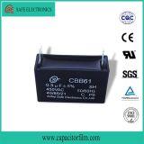 Metallisierter Film-Gebläse-Kondensator Cbb61