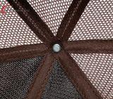 Boné de boné bordado em 3D com 100% de algodão