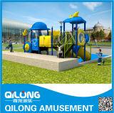 De plastic Commerciële Speelplaats van het Park van het Water (ql-150707E)