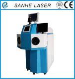 Сварочный аппарат сварочного аппарата пятна лазера ювелирных изделий золота/лазера