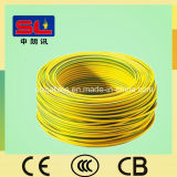 0.6/1kv Single Core Yellow Green Grounding Wire Earth Cable