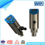 2× PNP/NPN+0~5VDC/10VDC+Modbus Pressure Transmitter mit Switch Function