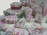 Heißer Verkaufs-Papier-Schmucksache-Kasten mit Qualität für Form Entwurf