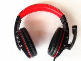 高品質のヘッドセットが付いている耳のイヤホーンの普及したイヤホーン