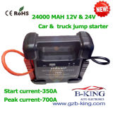 Nuovo Arrivel 12V & 24V Car Truck Jump Starter Power Pack